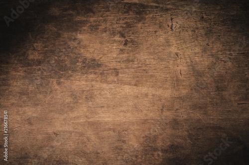 Printed kitchen splashbacks Beer / Cider Old grunge dark textured wooden background,The surface of the old brown wood texture,top view brown wood paneling