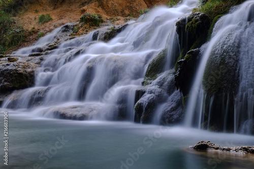 Poster Watervallen Waterfalls