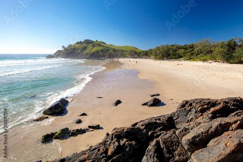 Poster Oceanië Cabarita Beach Australia