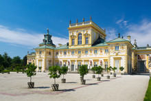 The Royal Wilanow Palace In Wa...