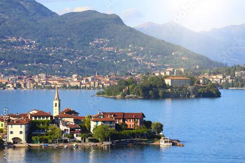 Foto op Plexiglas Europa Lago Maggiore
