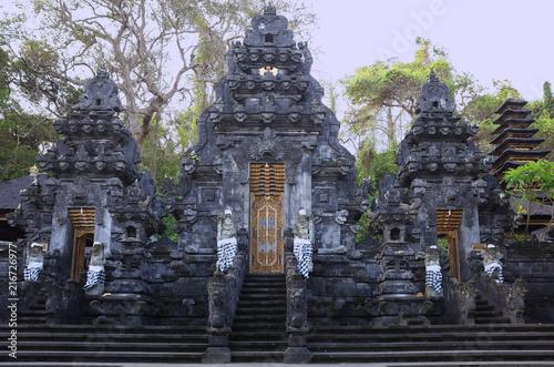Foto op Plexiglas Asia land Hindu Temple Pura Goa Lawah. Bali, Indonesia.