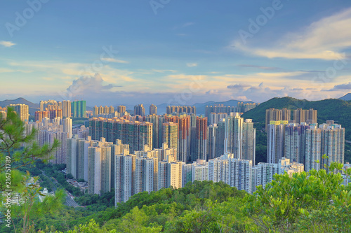 Photo  a View from Razor Hill TKO hk