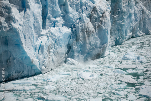 Fotobehang Gletsjers Perito Moreno