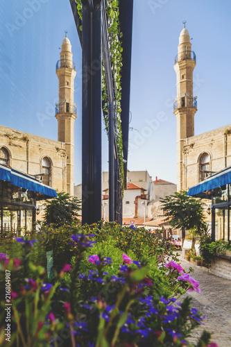 Fotobehang Midden Oosten Mahmoudiyya Mosque in Jaffa, Israel