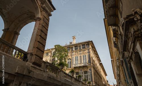 Fotografia, Obraz  Palazzo Niccolò Grimaldi detto Palazzo Doria-Tursi, il Sistema dei Palazzi dei R