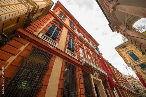 Fotografía  Palazzo Brignole-Sale detto Palazzo Rosso, il Sistema dei Palazzi dei Rolli, Gen