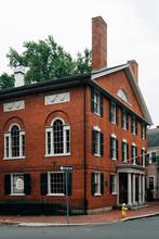 Hamilton Hall, In Salem, Massachusetts