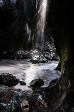 Ouray Box Canyon Waterfall Bot...