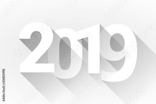 2019 - Bonne année - happy new year