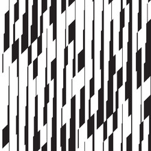 Vertical Laconic Striped Seamless Pattern