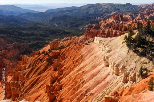 Foto op Canvas Baksteen Bryce Canyon lands