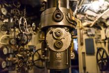 The Submarine's Periscope