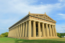 Parthenon Is A Full Scale Repl...