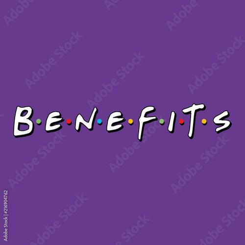 Photo No friends, just benefits