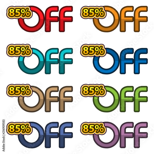 Poster  Illustration Vector of 85% off