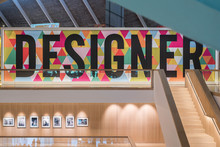 Designer At The London Design Museum