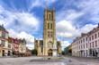 canvas print picture - Saint Bavo Cathedral, Gent, Belgium