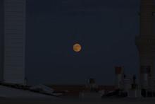 Blood Moon Lunar Eclipse 2018