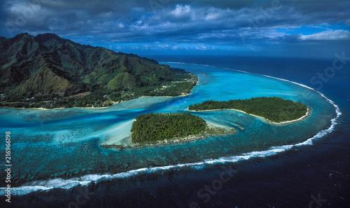 Moorea Tiahura i Fareone Motu - Tahiti