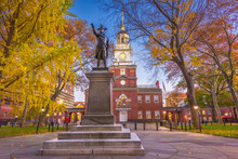 Independence Hall In Philadelp...