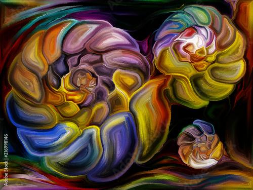 Láminas  Abstract Natural Forms