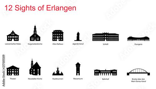 Fotografía  12 Sights of Erlangen