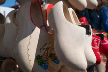 Dutch Clogs On Sale In The Tow...