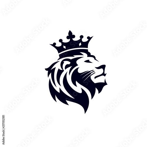 Lion Logo Template