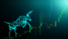 Bull Market, Financial And Business Concept