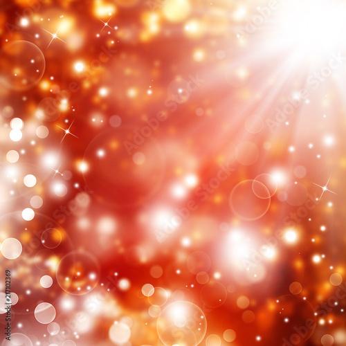 Photo Stands Akt elegant red festive background