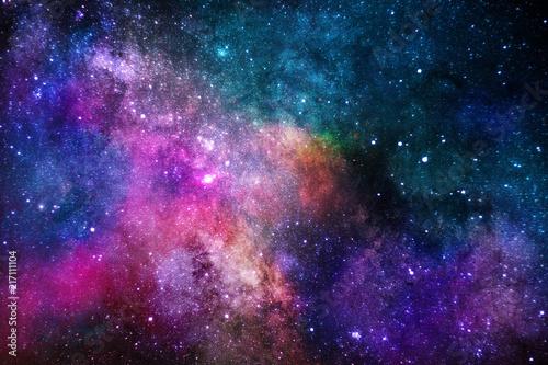 Obraz 宇宙 - fototapety do salonu