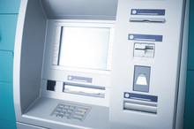 ATM Cash Machine, Operating An...