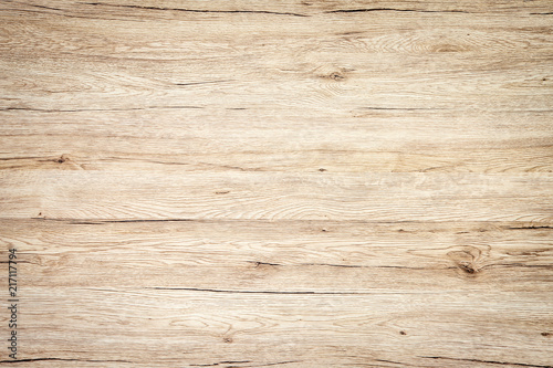 Foto auf Leinwand Holz Vintage wood texture background.