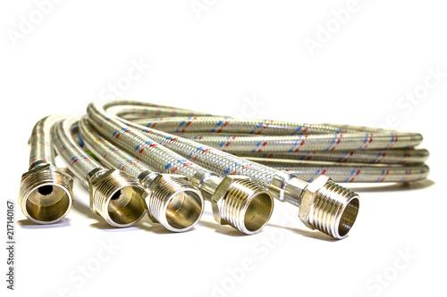 Stampa su Tela flexible water hose insulated