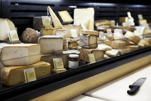 Cheese On A Stall