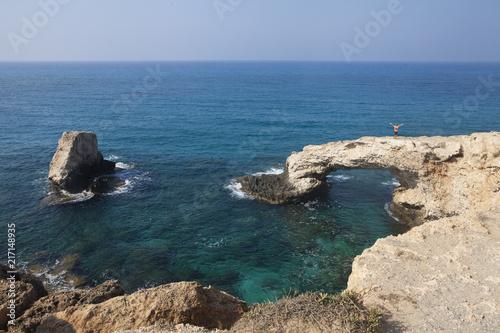 love bridge in cyprus