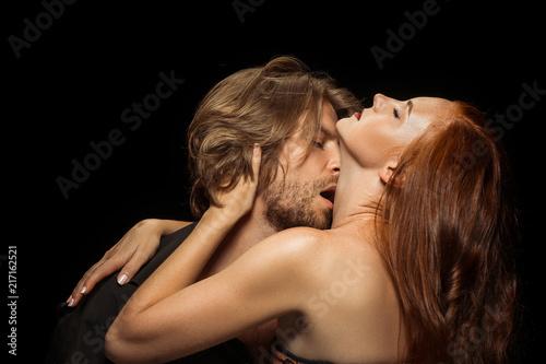 Fotografie, Obraz  Real passion