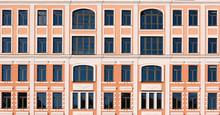 Beautiful Facade Of A Building...