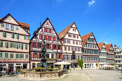 Photo  Tübingen, Marktplatz
