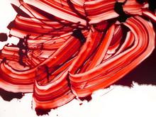 Smeared Blood