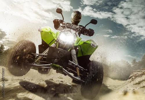 ATV Quad Speed