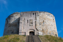 Clifford Tower York Yorkshire