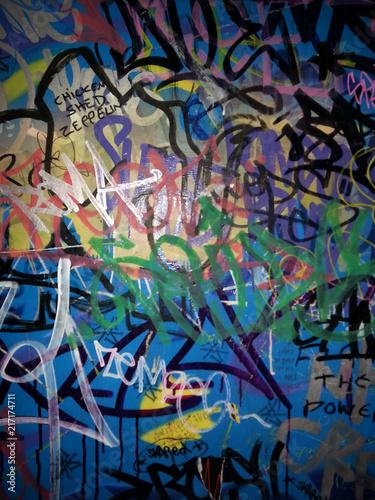 Wall of Tags © Joseph