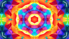 Abstract Colorful Symmetric Ka...