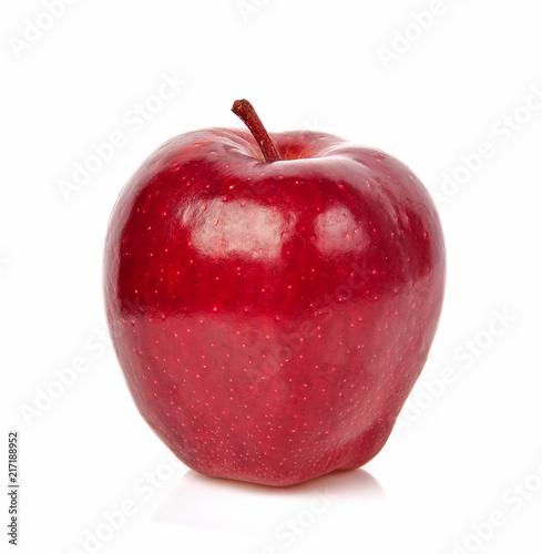Fototapeta jabłko czerwone-jablko