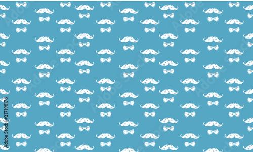 movember mustache season fake mustache for carnival in november Wallpaper Mural