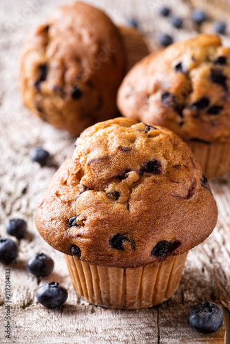 Papiers peints Pays d Afrique Homemade Blueberry Muffins