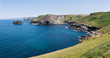 National Trust - Glebe Cliff, Tintagel, Cornwall, England