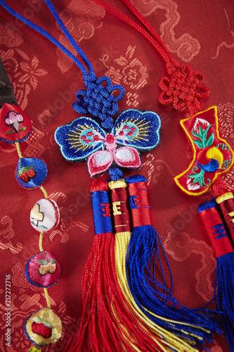 Fotografie, Obraz  Korean traditional craft